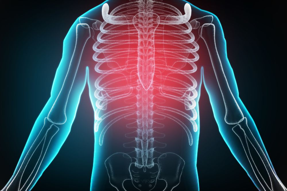 cracked rib treatment recovery time